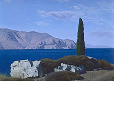Greek-Landscape